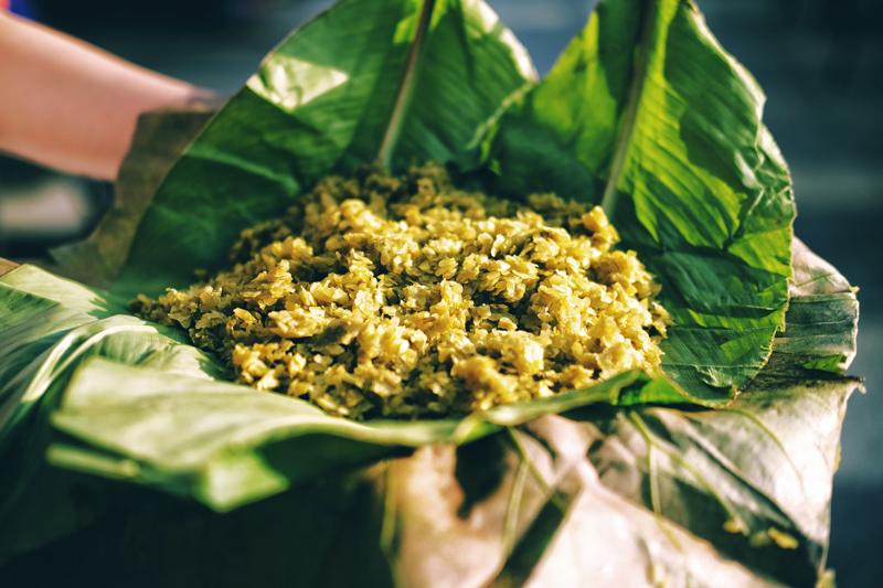 Món ăn mùa thu Hà Nội đặc trưng