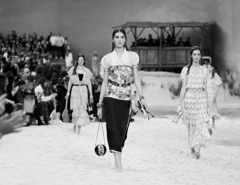 Chanel makeup 2019